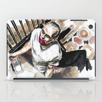 hannibal iPad Cases featuring Hannibal by Juan Pablo Cortes