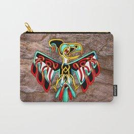 Thunderbird-knot Carry-All Pouch