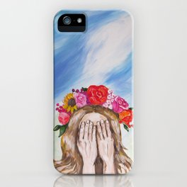 Beauty in the Broken iPhone Case