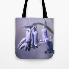 Bluebell Flower Tote Bag