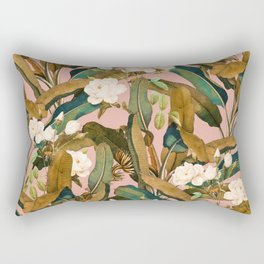 Summer Botanical Garden V Rectangular Pillow