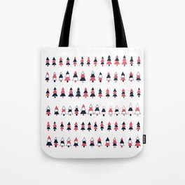 Tree Maddness Tote Bag