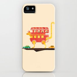 PICADILLY CAT  iPhone Case