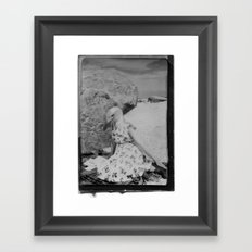 SEAGURL Framed Art Print