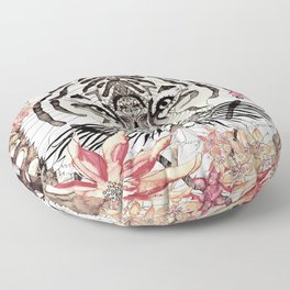 TIGER - WILD THING JUNGLE Floor Pillow