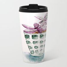still life - plant Metal Travel Mug