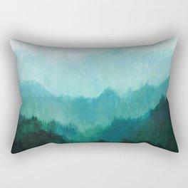 Mists No. 2 Rectangular Pillow