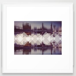 Golden Temple, India Framed Art Print