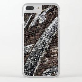 Asheville Coke Series No. 7 Clear iPhone Case