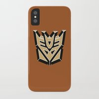 transformers iPhone & iPod Cases featuring Transformers by FilmsQuiz