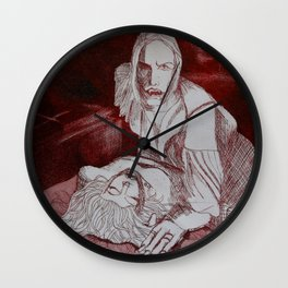 LESTAT Wall Clock
