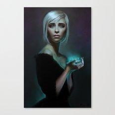 Moirai Canvas Print