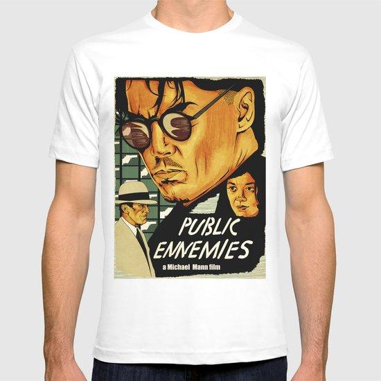 Public ennemies T-shirt
