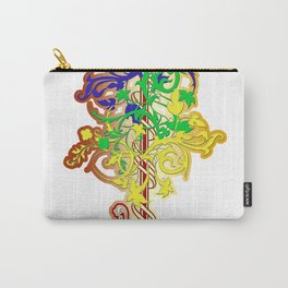 takiyaAbstract Carry-All Pouch