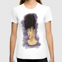 afro T-shirts featuring Afro by Adelys