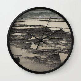 Indian Ocean - Dwesa Nature Reserve, South Africa Wall Clock