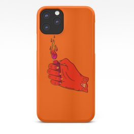 Lit Lighter iPhone Case