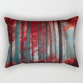 Magical trees Rectangular Pillow