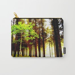 New Growth, Old Forrest Carry-All Pouch