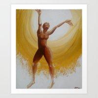 """Sun"" Art Print"