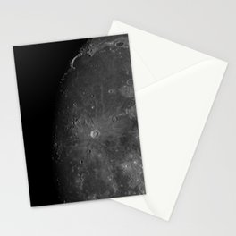 Moon Close Up 1 Stationery Cards