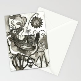 Dragon´s Visit Stationery Cards