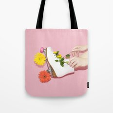 Spring Roll Tote Bag