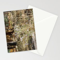 Fall Color with Flowers Stationery Cards