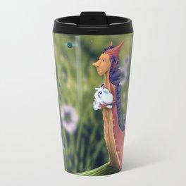 Queen of Snails Travel Mug