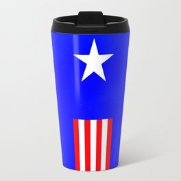 america flag Travel Mug