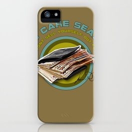 Cake Season iPhone Case
