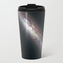 Spiral Galaxy NGC 5775 Travel Mug