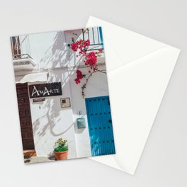 Frigiliana, Nerja, Spain Stationery Cards