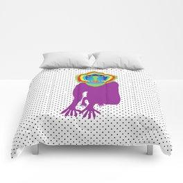 Animal Mardi Gras: Monkey Comforters