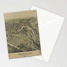 Brookville, Pennsylvania (1895) Stationery Cards