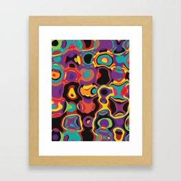 """""""Asteroid I"""" Framed Art Print"""