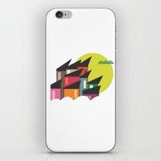 Houses of Colors iPhone & iPod Skin
