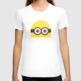 Gru, 3D animated movie poster, cartoon, children, minimalist playbill, Steve Carell T-shirt