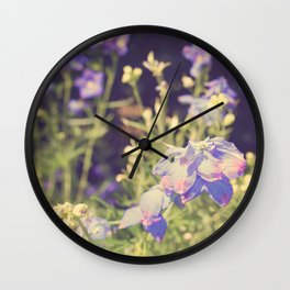 Dreamy moment! Wall Clock