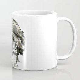 Clown to Stop Wars Coffee Mug