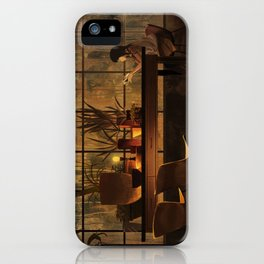 BEKKOUAME iPhone Case