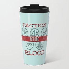 Faction Before Blood Travel Mug