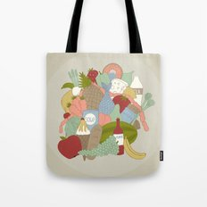 GROCERY BAG Tote Bag