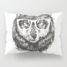 Who's your granny? (b&w) Pillow Sham