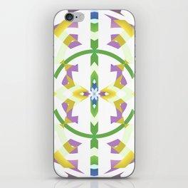 Clarity Feng Shui Mandala iPhone Skin