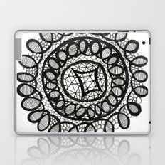 Doily #1 Laptop & iPad Skin