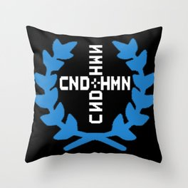 CONDITION HUMAN LOGO Throw Pillow
