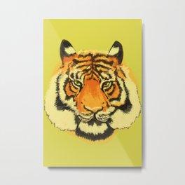 Whoa There, Tiger Metal Print