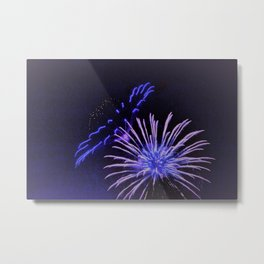 A Flor Electrizante Metal Print
