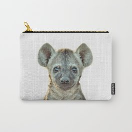 Baby Hyena Carry-All Pouch